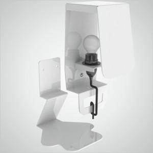 LAMP_004 - LAMPADA DUO LINEAR